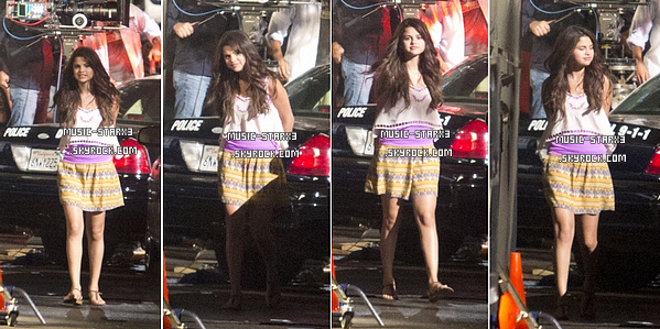 Selena sur Feed The Dog♥