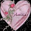 bonjour a vous amies je vous remercie de toute votre gentiesse qui me va droit au coeur je vous souhaite une bonne journee une belle aprez midi recevez mon amitier et ma gentiesse votre amis alain