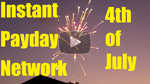 Instant Payday Network 4th of July Fireworks