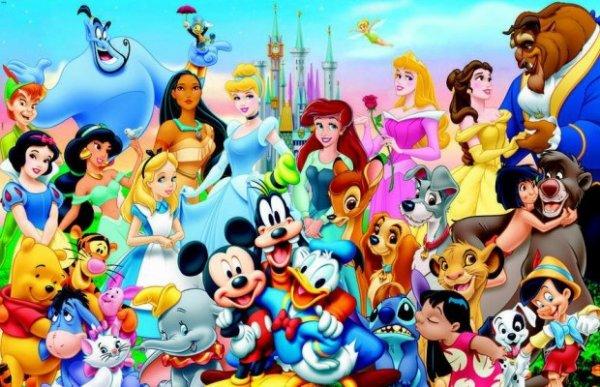 Je suis le symptome Disney !