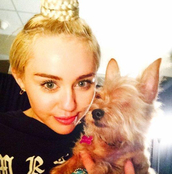 On change pas Miley Cyrus comme sa !