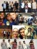 Les boys et des fans. (05.10.2014)