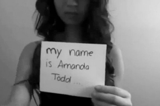 RIP AMANDA TODD