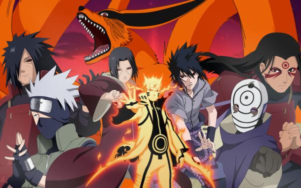 Fin de Naruto