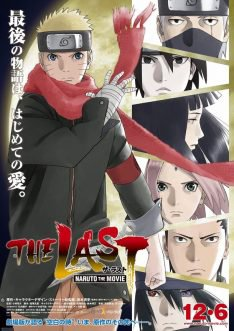 Naruto : Shippuuden Movie 7 - The Last