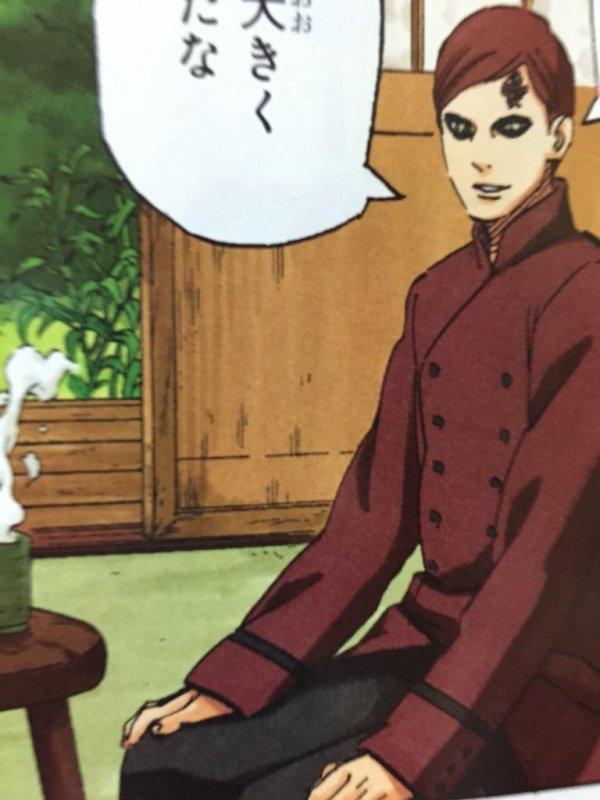 SPOIL Naruto Scan 699