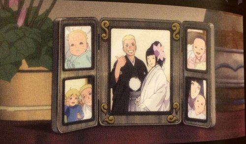 Famille de Naruto :D