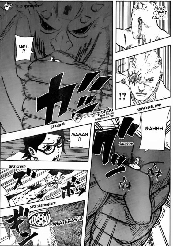 Scan Naruto Gaiden chap 9