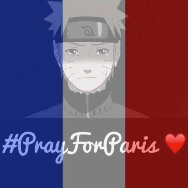 #PrayForParis