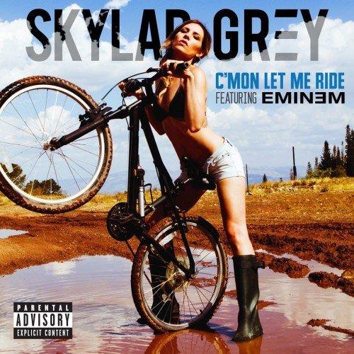 """La chanteuse SKYLAR GREY fait son grand retour avec le single """" C'Mon Let Me Ride """" !"""
