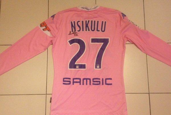 Clarck Nsikulu