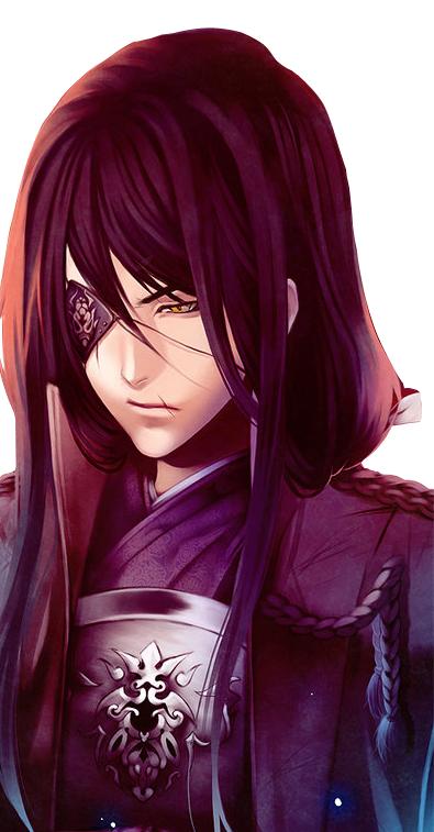 """Personnage de """"la fille des démons"""" : Kaimetsu Zetsubô"""