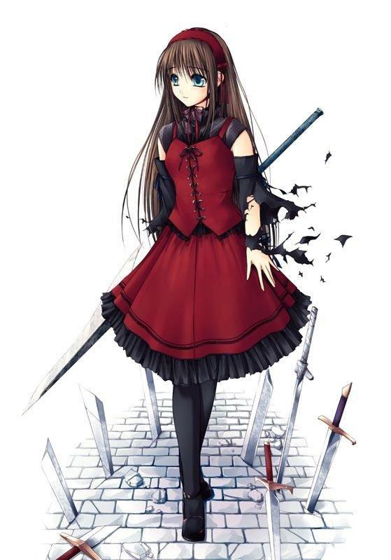 """Personnage de """"la fille des démons"""" : Takako Kazutoshi"""