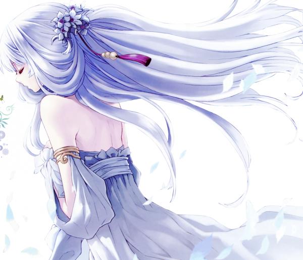 """Personnage de """" la symphonie des Anges"""": Tenshi Kazuho"""