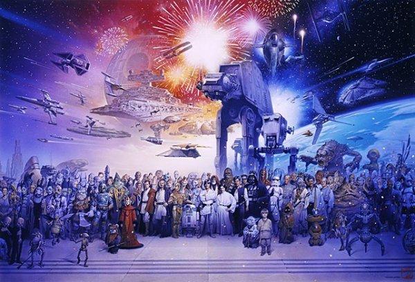 58 choses que vous ignoriez probablement sur Star Wars (partie 1)