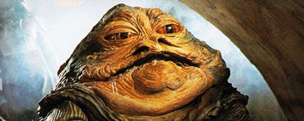 un spin-off sur Jabba the Hutt en préparation