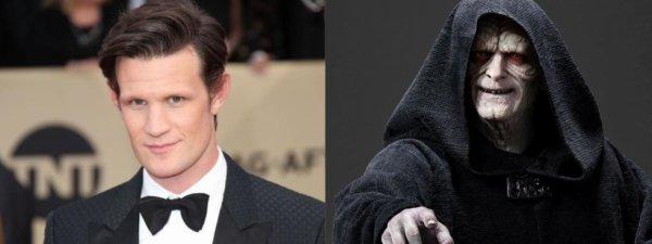 Star Wars 9 : Matt Smith en jeune Palpatine ?