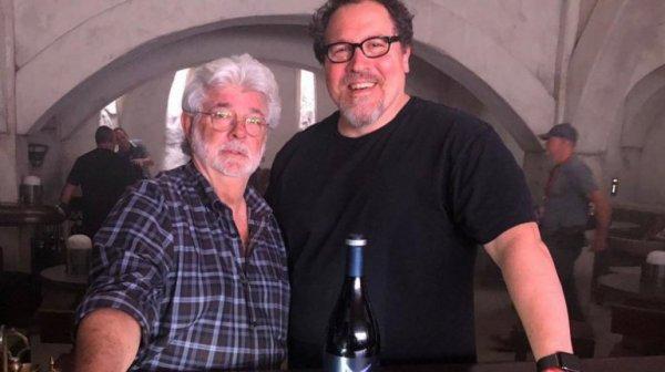 The Mandalorian : Jon Favreau partage le conseil de George Lucas