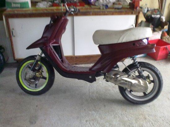 Spitro 70cc Ekoh Racing