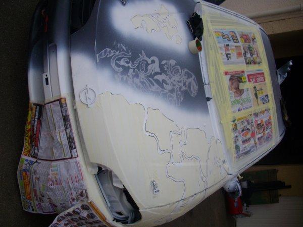 preparation peinture suite