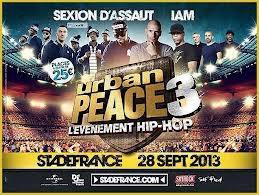 Urban peace 3- 28 septembre 2013
