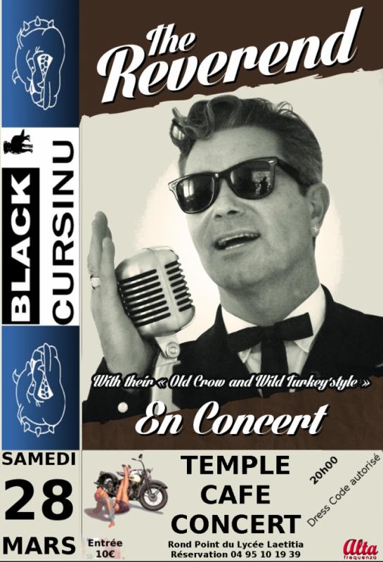 En concert samedi 28 mars 2015