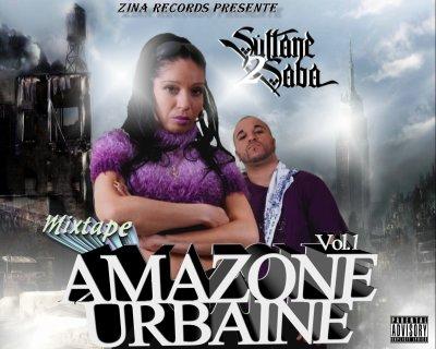 Lien de téléchargement de la Mixtape Amazone Urbaine Vol.1
