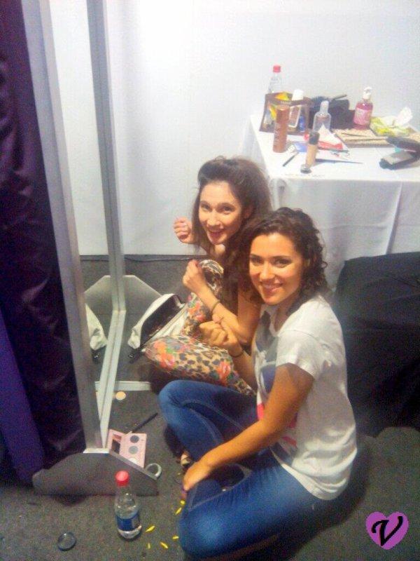 Mes 3 actrices préférées !!! Alba, Lodo et Tini !! ♥ Je vous aime !!! ♥♥