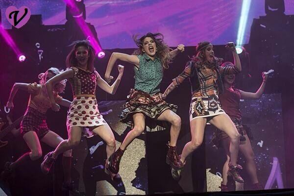 News photos d'Alba + Violetta en Vivo !! ♥♥