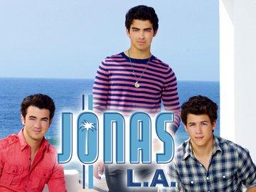 Jonas L.A. !!! Présentation + épisode 1 !!