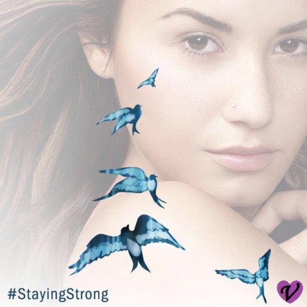 ♫ Toutes les nouveautés de la belle Demi Lovato !!