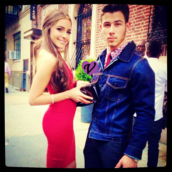Nouveau photoshoot de Diego & de Nick Jonas et Olivia Culpo + new du Juntada Tinista + XQEsperar