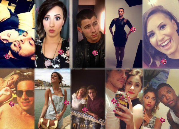 Tini à l'émission Hay una cosa que te quiero decir - Les vainqueurs de Disney Dance Talents en visite dans les coulisses de Violetta - Interview de Nick Jonas - Nouvelles images de Kingdom