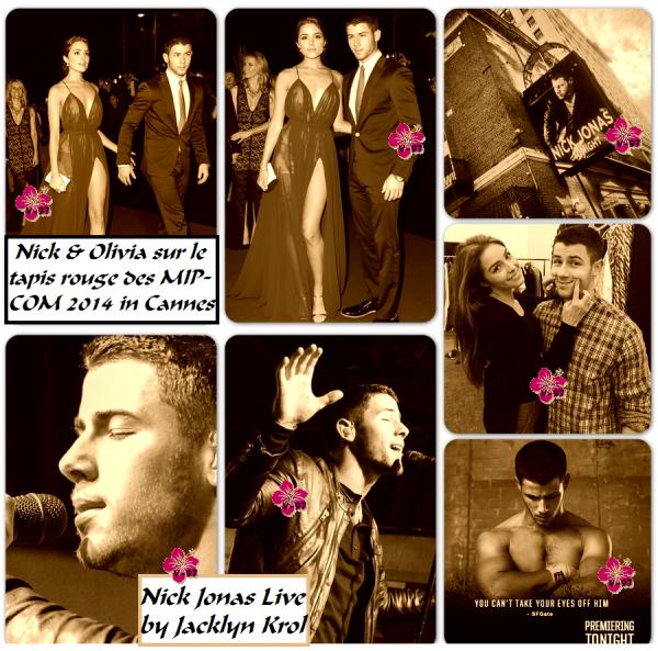 •♫• Nick Jonas en Live •♫•