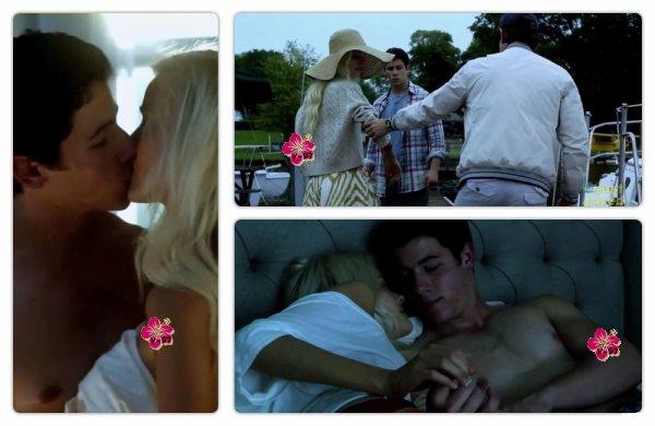 Nouveau film avec Nick Jonas & Isabel Lucas !!