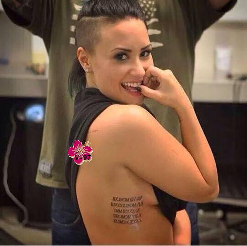 ▬ News de Demi Lovato, via Twitter & Instagram ▬