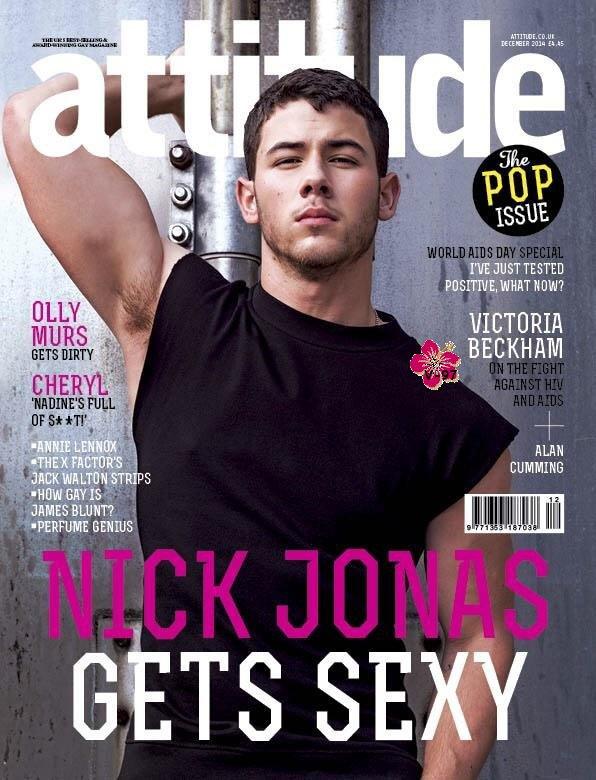 Nouveaux photoshoots de Nick Jonas + le clip de Teacher !!