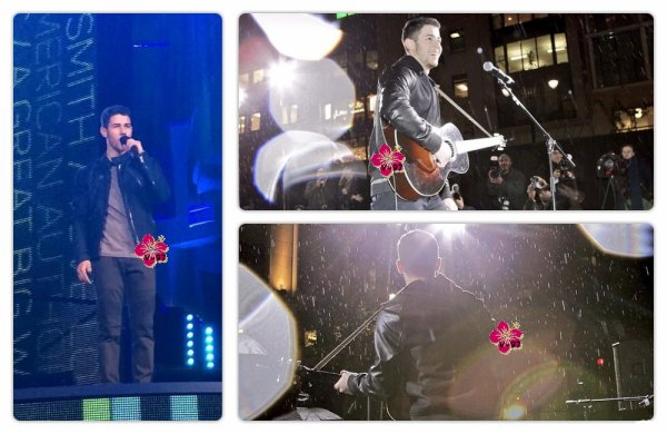 NEWS !! Nick Jonas au Ellen Show & au Lord and Taylor 2014 + nouveaux photoshoots...