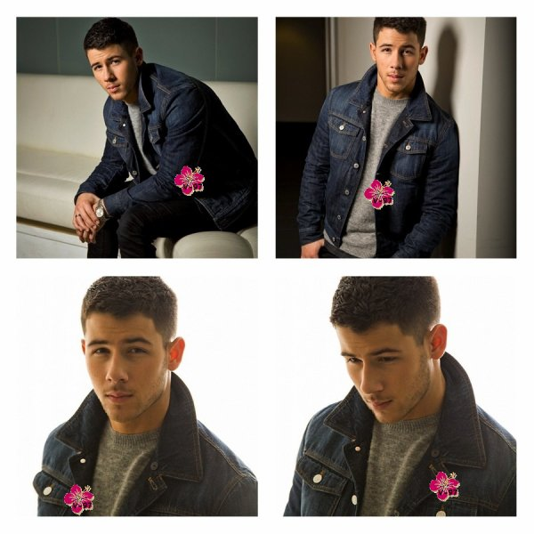 Nick Jonas au Nickelodeon Halo Awards 2014 + Photoshoot de Nick Jonas pour USA Today + Nick Jonas's Challenge