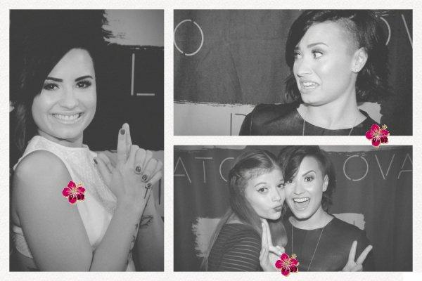 ▬ Demi Lovato en live & news ▬