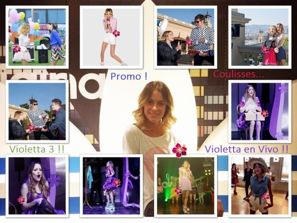 NEWS de Tini !! Photoshoot, interview, Violetta en Live...