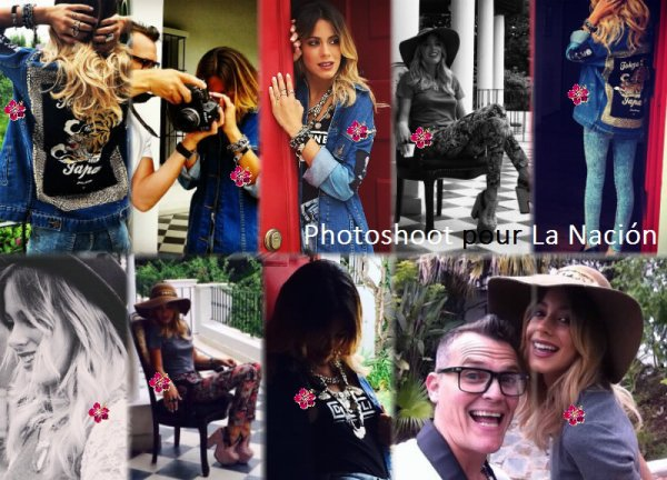 Photoshoots de Nick Jonas & Martina Stoessel + Vidéo with Demi Lovato