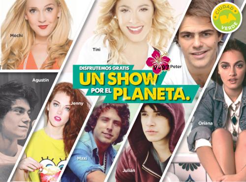 ▬ Martina Stoessel à l'émission de Susana Giménez ▬