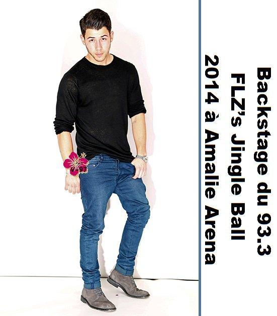 → Nouveaux photoshoots de Nick Jonas !