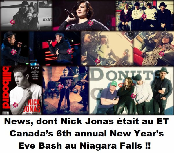 ▬ NEWS de Demi Lovato & Nick Jonas ▬