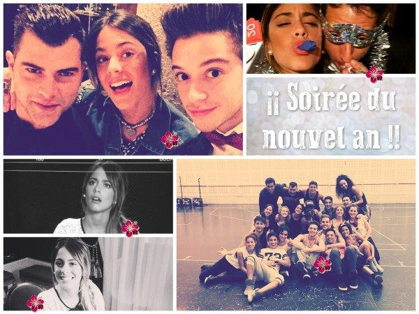 Le casting de Violetta a fêté la fin d'année tous ensemble !! + Nouvelles photos du photoshoot de Martina Stoessel + NEWS