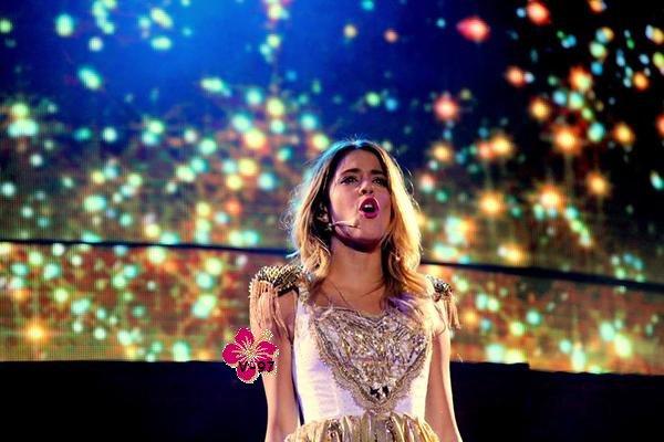 News en vrac, dont ceux du Violetta Live !!