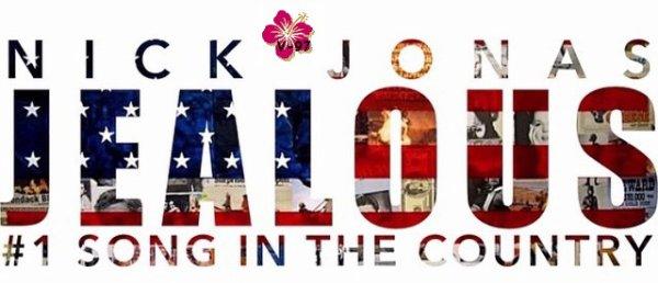 → Le single Jealous de Nick Jonas est numéro 1 aux Etats-Unis + critique de la tenue de Demi Lovato