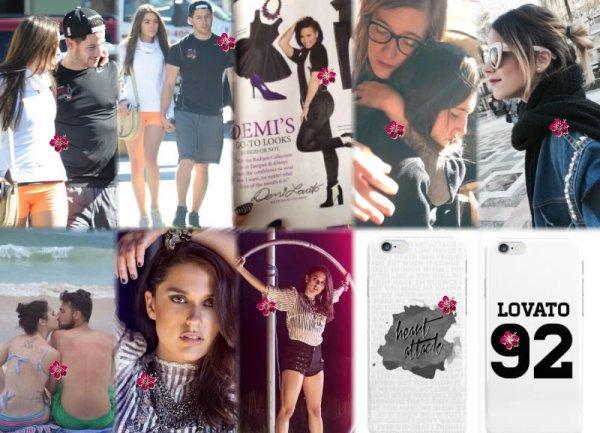 Reprise de Jealous de Nick Jonas - Nouveau photoshoot de Lodovica Comello - News de Martina Stoessel en Europe - Nick Jonas à l'affiche d'un nouveau film