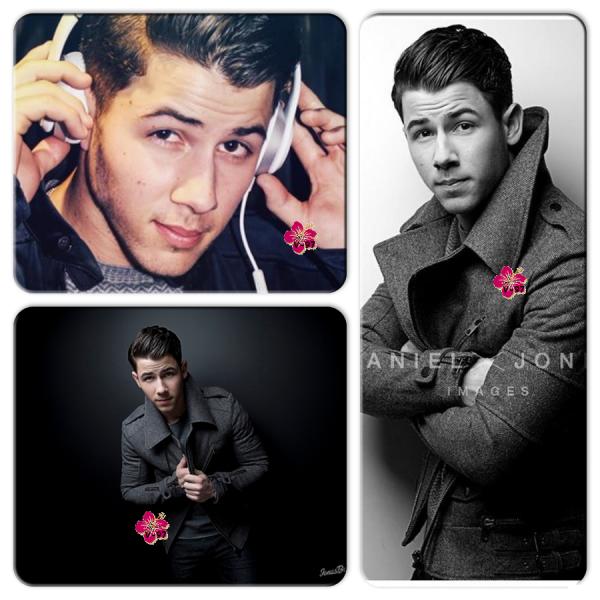 Nick Jonas lors de son passage en France, il y a quelques jours + nouveau photoshoot ♥